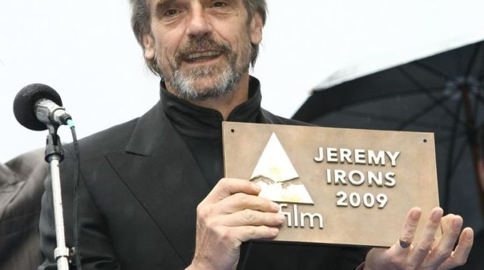 Jeremy Irons a jeho cena Hercova misia