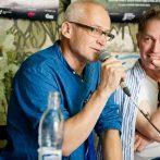 Fero Lipták, scénografTlačová konferencia k filmu Všetko čo mám rád