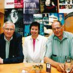 Daniel Bernát, Asa Wallin a Marco Marrandino členovia poroty FICC 2003