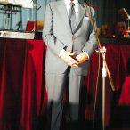 Alberto Sodri laureát ocenenia Hercova misia 1996