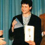 Christian Boustani  film Mestá minulosti - Zlatý kľúč v hlavnej kategórii