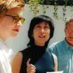 Jan Špáta, Zhang Xu a Alison Murray členovia poroty 1997