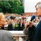 Jana Brejchoválaureátka ocenenia Hercova misia 2000