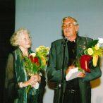 Květa Fialová a Štefan Kvietik laureáti ocenenia Hercova misia 2004