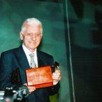Maximilán Remeň laureát ocenenia Zlatá kamera 2002