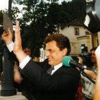 Michele Placidolaureát ocenenia Hercova misia 1999