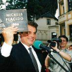 Michele Placido laureát ocenenia Hercova misia 1999