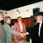 Milan Lasica, Miroslav Ondříček, Bengt Forslundčlenovia poroty 1998