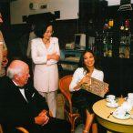 Ornella Mutilaureátka ocenenia Hercova misia 2002
