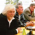 Petr Hapka a Vido Horňáklaureáti ocenenia Zlatá kamera 2004
