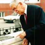 Vlastimil Brodskýlaureát ocenenia Hercova misia 1997
