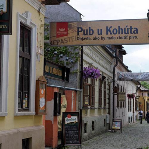 Festivalové reštaurácie a bary